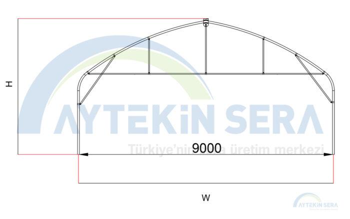 9MT greenhouse model-2