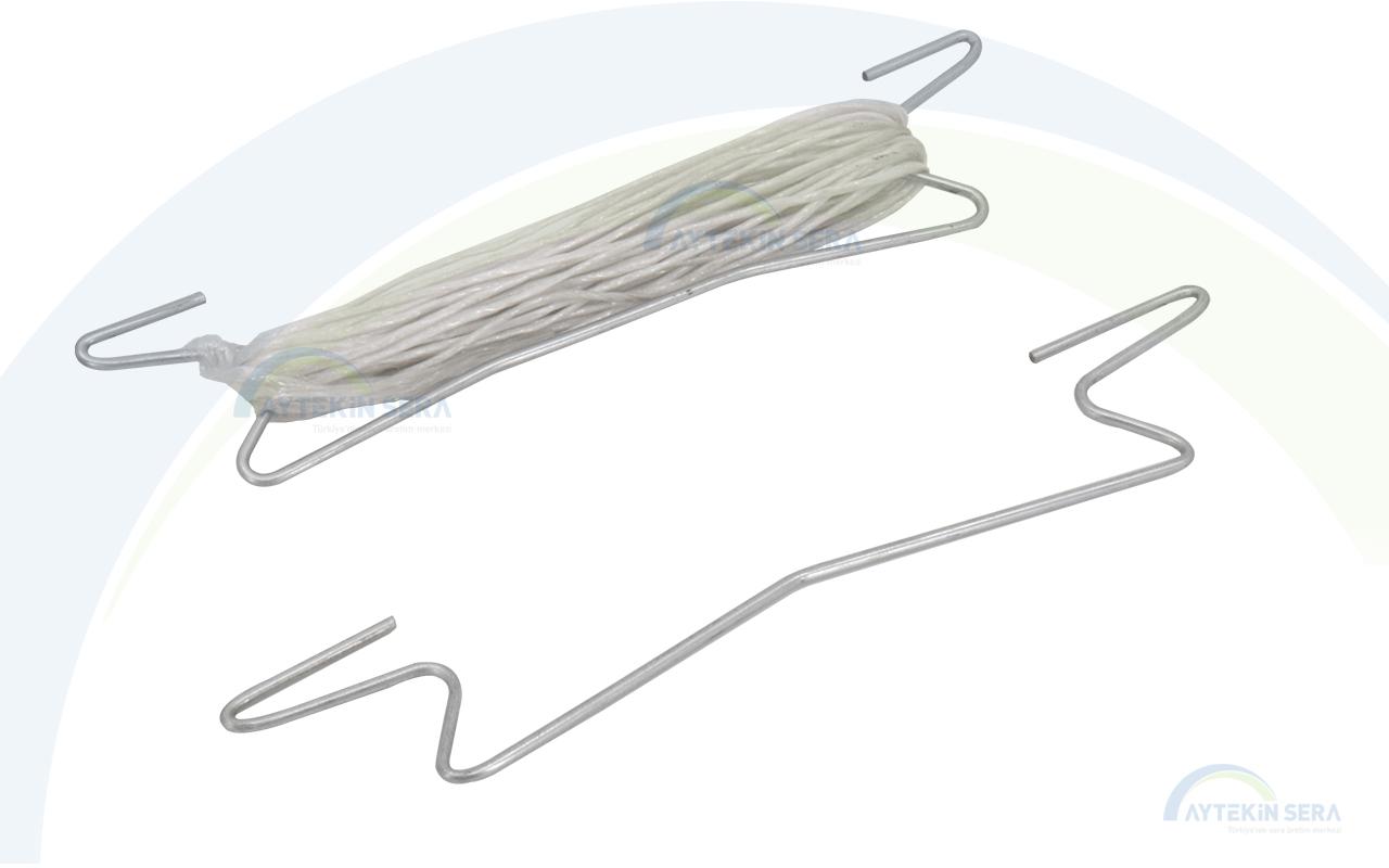 bitki askı teli