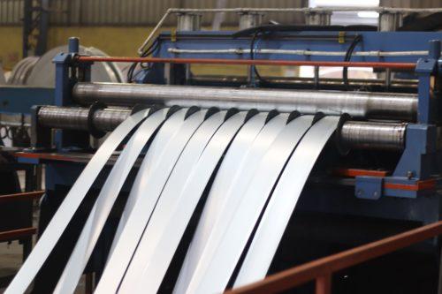 sliced galvanized sheet