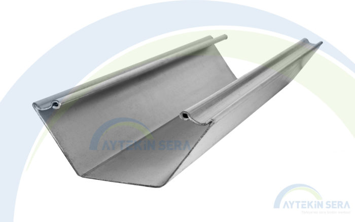 Round Clips Condensation Gutter